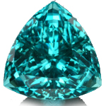 Blue Tourmaline Gemstone - Jewellery and Stones - Coloured Stones Adelaide
