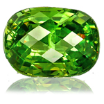 Demantoid Garnet Gemstone - Jewellery and Stones - Coloured Stones Adelaide