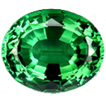 Green Tourmaline Gemstone - Jewellery and Stones - Coloured Stones Adelaide