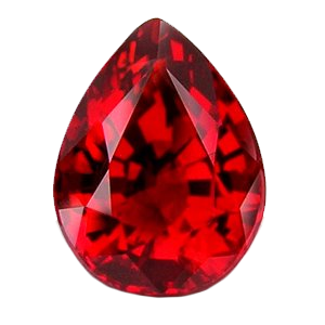 Ruby Gemstone - Coloured Stones Adelaide - Featured Birthstone of the Month