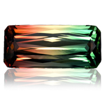 Multi-coloured Tourmaline Gemstone - Jewellery and Stones - Coloured Stones Adelaide