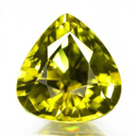 Yellow Tourmaline Gemstone - Jewellery and Stones - Coloured Stones Adelaide