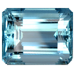 Aquamarine Gemstone - Coloured Stones Adelaide - Jewellery and Stones