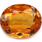 Citrine Gemstone - Jewellery and Stones - Coloured Stones Adelaide