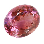 Pink Tourmaline Gemstone - Jewellery and Stones - Coloured Stones Adelaide
