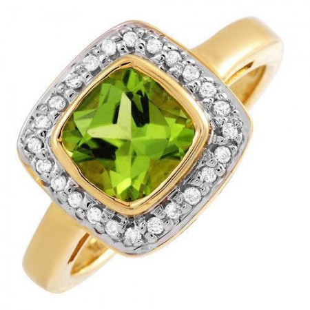 Peridot Jewellery - Jewellery and Stones - Coloured Stones Adelaide