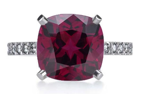 Rhodolite Jewellery - Jewellery and Stones - Coloured Stones Adelaide