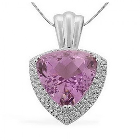 Kunzite Jewellery - Jewellery and Stones - Coloured Stones Adelaide