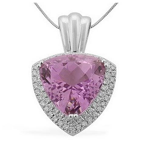 Kunzite Jewellery - Jewellery and Stones - Coloured Stones Adelaide