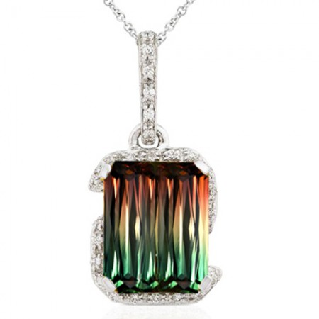 Multi-Coloured Tourmaline Jewellery - Jewellery and Stones - Coloured Stones Adelaide