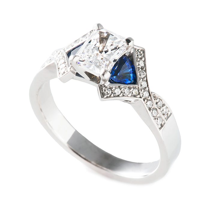 Blue Sapphire Rings 11