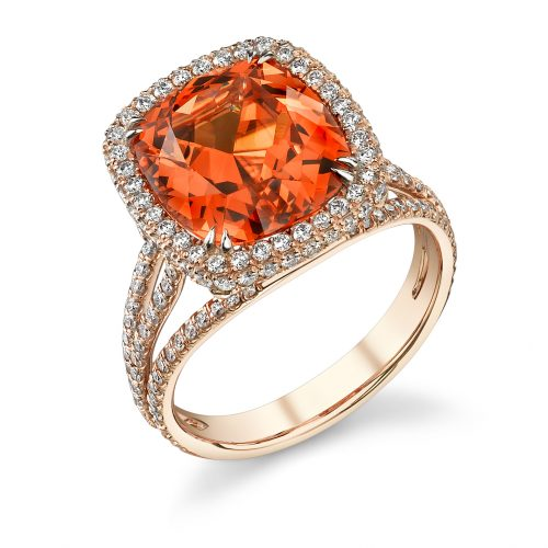 Mandarin Garnet Jewellery - Jewellery and Stones - Coloured Stones Adelaide