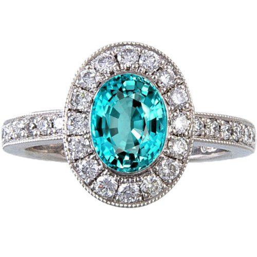 Blue Tourmaline Jewellery - Jewellery and Stones - Coloured Stones Adelaide